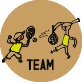 屋島テニスクラブ♪チーム対抗テニス大会